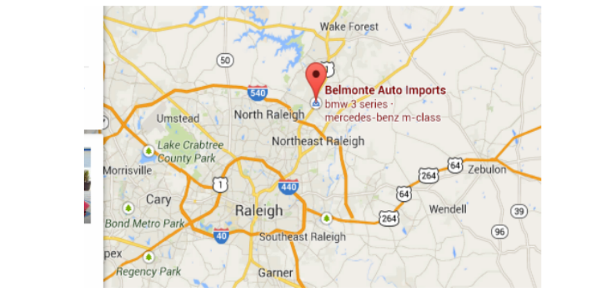 belmonte map