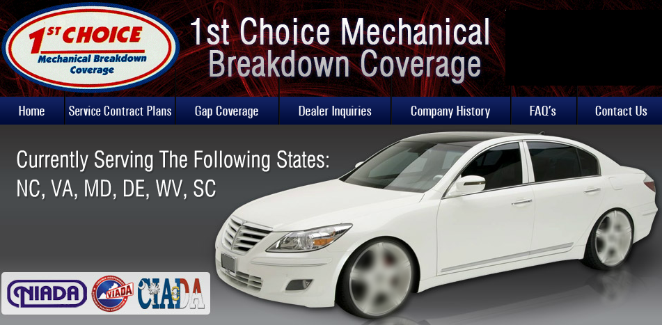 1st choice mechanical breakdown no click here