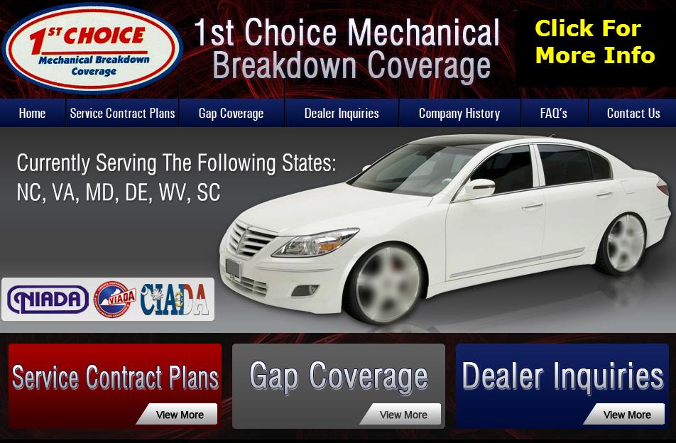 1st choice mechanical breakdown