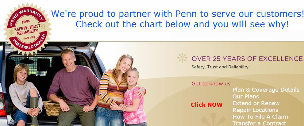 penn warranty 1
