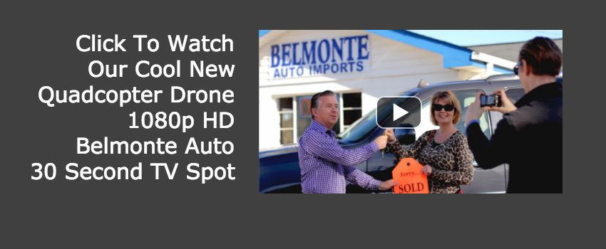 Belmonte Auto 30 sec tv promo pic