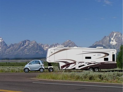 Smart Car Camper